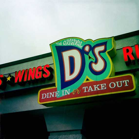 The Original Ds Wings Restaurant